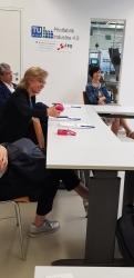 Besuch Bundesministerin_2