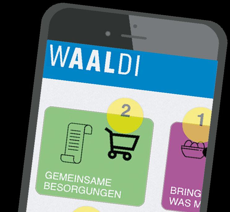 Waaldi App