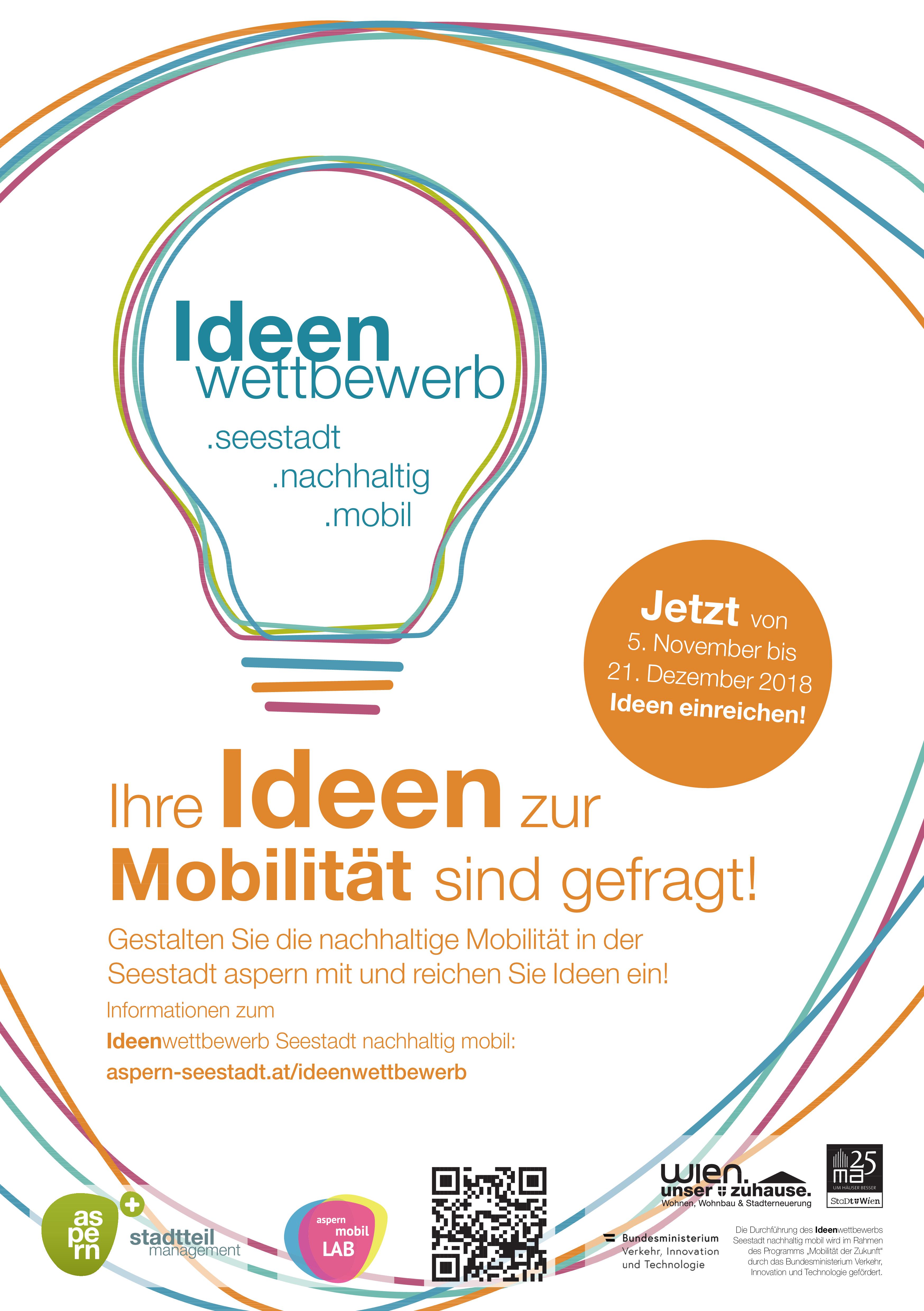 Poster Ideenwettbewerb
