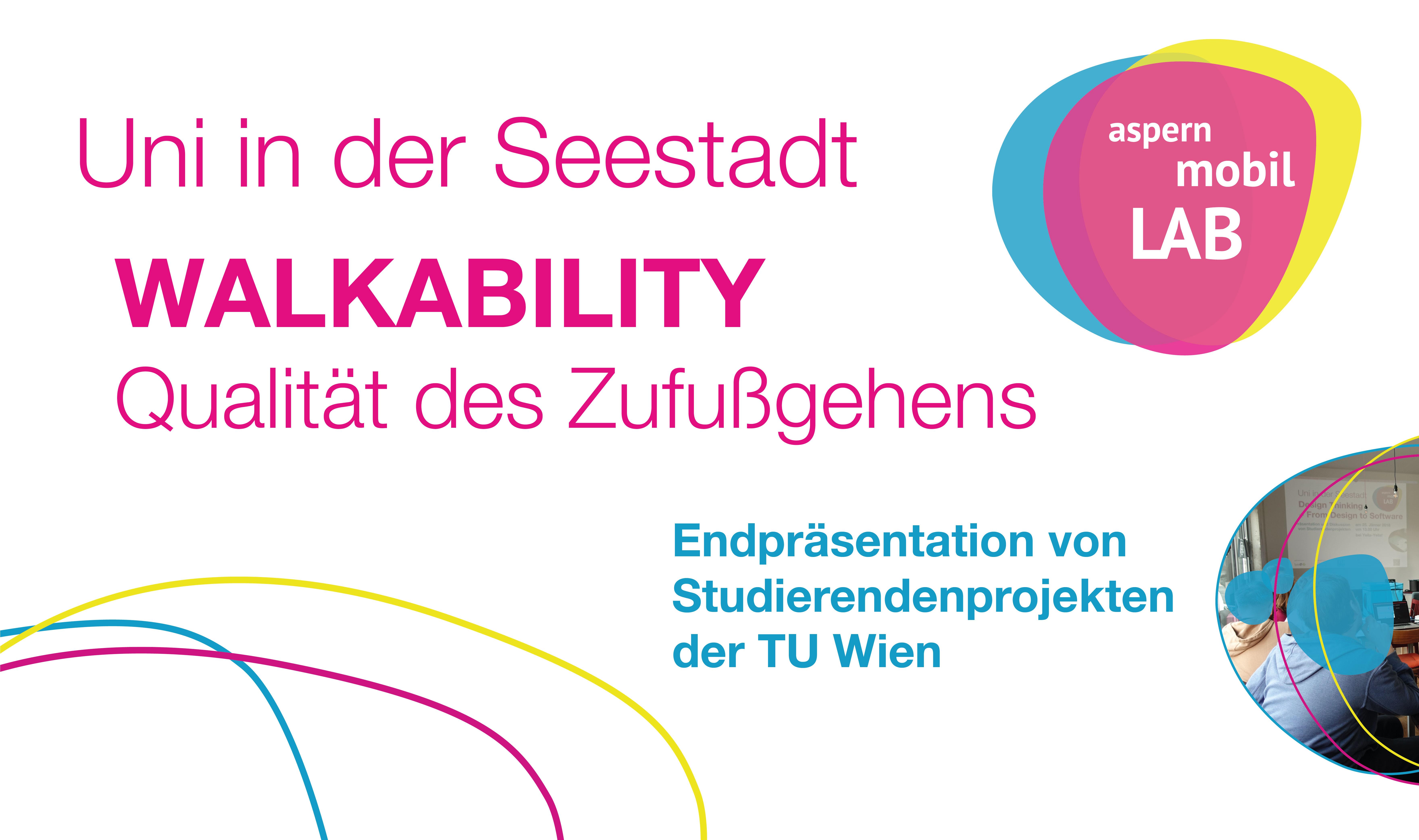 Titelbild - Walkability
