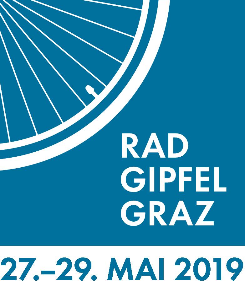 Logo Radgipfel 2019 Graz