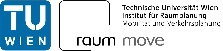 Logo Forschungsbereich Mobilität und Verkehrsplanung