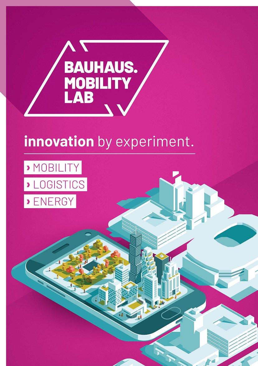 Poster Bauhaus.MobilityLab