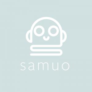 Logo des Studierendenprojekts samuo