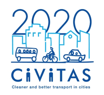 Logo der CIVITAS Konferenz in Graz