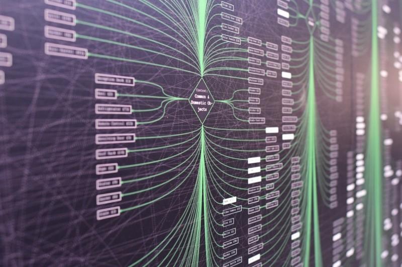 Datenströme auf der Ars Electronica