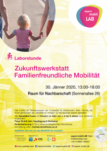 Plakat Laborstunde