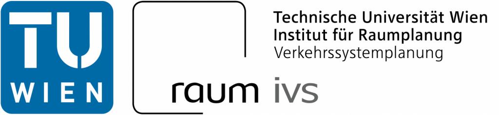 Logo des Forschungsbereichs Verkehrssystemplanung