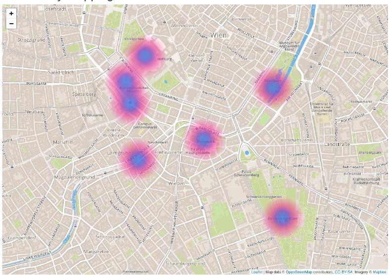 Kartenansicht WebPlugin
